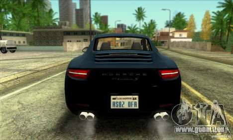 SA_gline v2.0 pour GTA San Andreas huitième écran