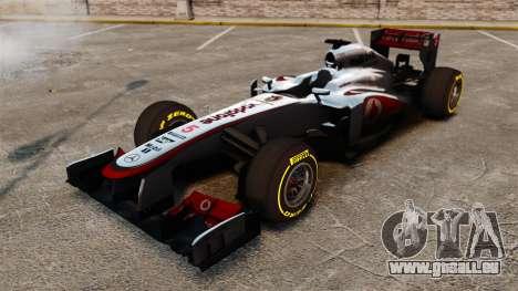 McLaren MP4-28 pour GTA 4