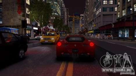 Simple ENB pour GTA 4 neuvième écran