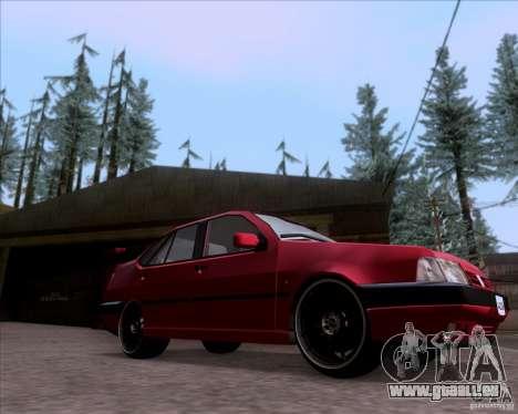 Fiat Tempra 1998 Tuning für GTA San Andreas rechten Ansicht