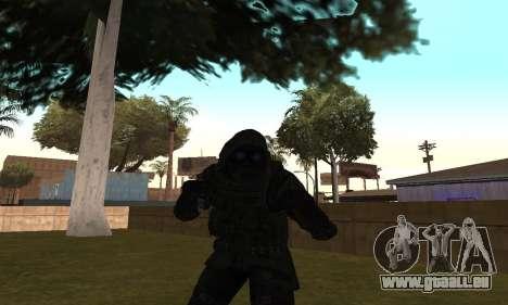 Vector REORC pour GTA San Andreas deuxième écran