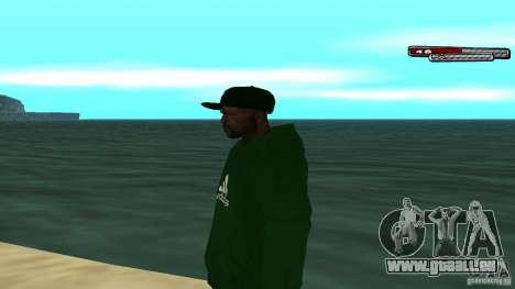Sweet pour GTA San Andreas deuxième écran