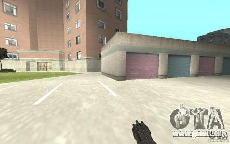Nouvelle animation de GTA IV pour GTA San Andreas onzième écran