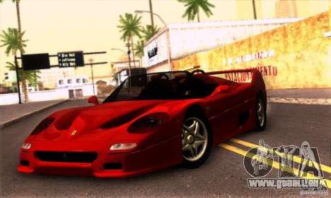 Ferrari F50 Spider pour GTA San Andreas
