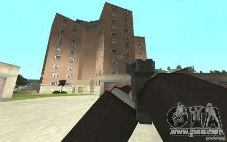 Nouvelle animation de GTA IV pour GTA San Andreas