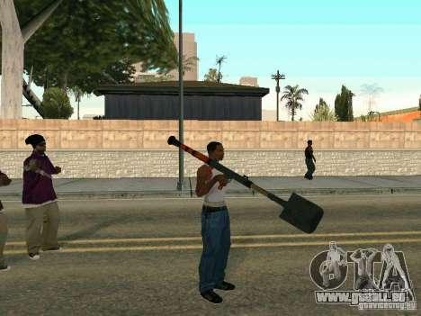 Lopatomët für GTA San Andreas her Screenshot