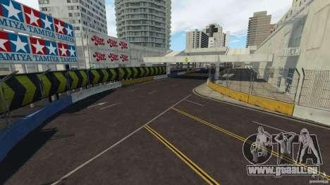 Long Beach Circuit [Beta] für GTA 4 neunten Screenshot