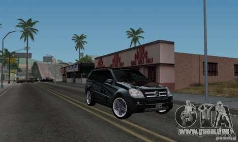Mercedes-Benz GL 500 pour GTA San Andreas