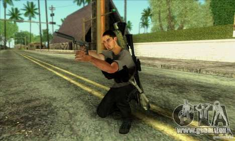 Jack Rourke pour GTA San Andreas quatrième écran