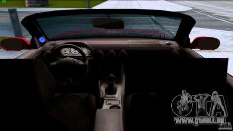 Nissan Silvia S15 Varietta für GTA San Andreas linke Ansicht