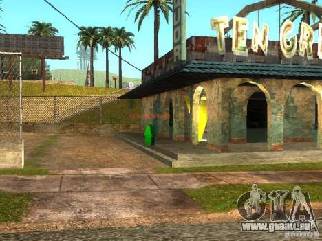 Affaires Cj v1.0 pour GTA San Andreas