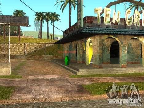 Geschäft Cj v1. 0 für GTA San Andreas