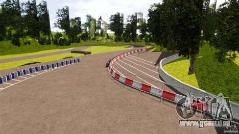 Meihan Circuit für GTA 4 dritte Screenshot