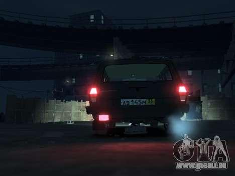 GAZ 310221 Wagon pour GTA 4 est un côté