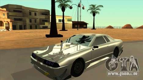 Elegy Roportuance für GTA San Andreas