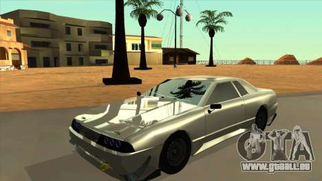 Elegy Roportuance pour GTA San Andreas