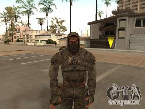 Eine große Packung gratis Stalker für GTA San Andreas neunten Screenshot