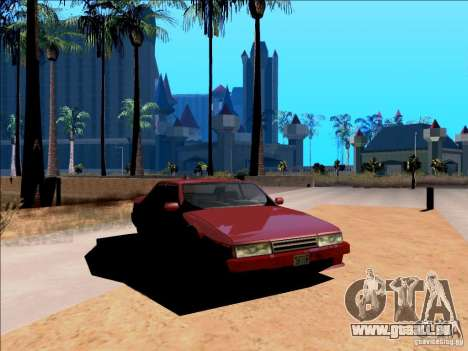 ENBSeries v1.1 pour GTA San Andreas deuxième écran