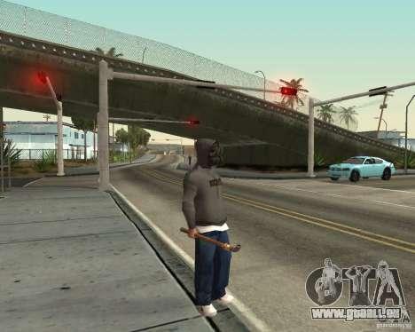 Robber pour GTA San Andreas quatrième écran