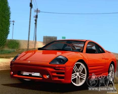 Mitsubishi Eclipse GTS 2003 für GTA San Andreas rechten Ansicht