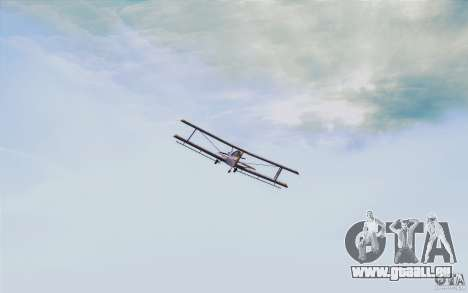 Sky Box V1.0 für GTA San Andreas dritten Screenshot