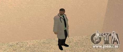 Medic Pack pour GTA San Andreas