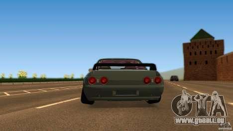 Nissan Skyline R32 für GTA San Andreas linke Ansicht