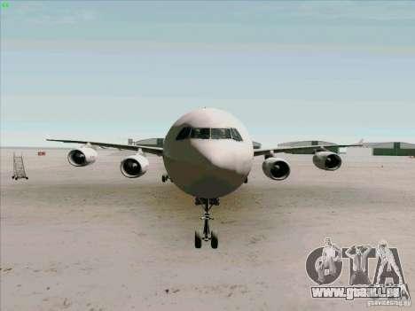 Airbus A-340-600 Iberia für GTA San Andreas Seitenansicht