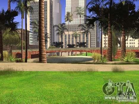 New Los Santos pour GTA San Andreas quatrième écran