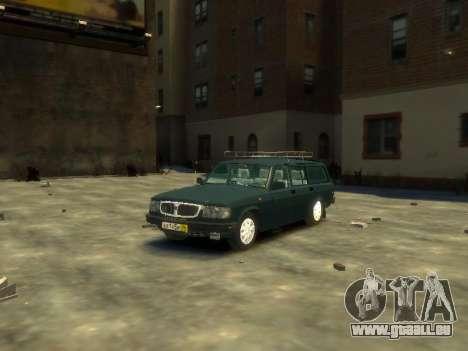 GAZ 310221 Wagon pour GTA 4