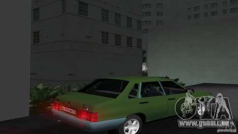 VAZ 21099 pour une vue GTA Vice City de la gauche