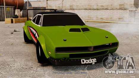 Dodge Charger RT SharkWide für GTA 4