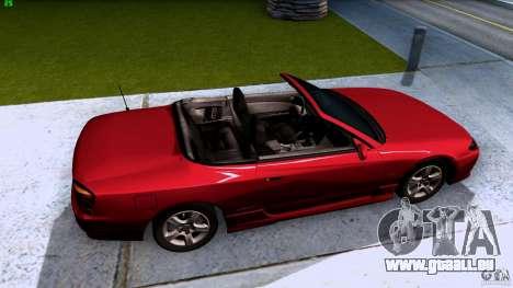 Nissan Silvia S15 Varietta für GTA San Andreas rechten Ansicht