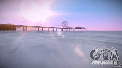 First Person Mod v2 pour GTA San Andreas cinquième écran