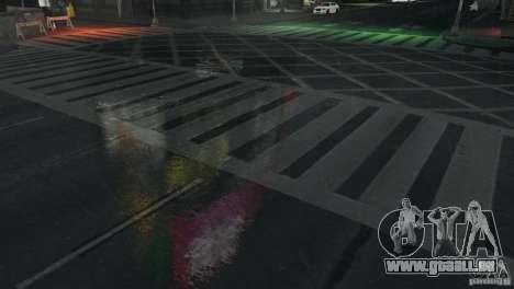 Saites ENBSeries Low v4.0 pour GTA 4 cinquième écran