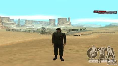 Générales pour GTA San Andreas cinquième écran
