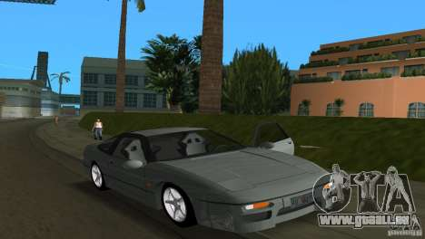 Nissan 200SX für GTA Vice City
