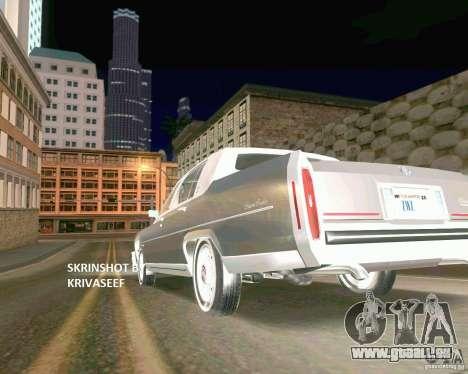 Young ENBSeries für GTA San Andreas achten Screenshot