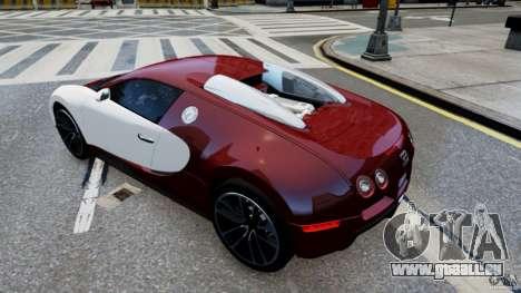 Bugatti Veyron 16.4 v1.0 wheel 1 pour GTA 4 est un droit