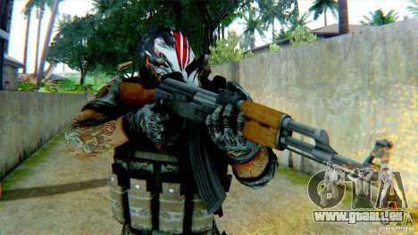 Army Of Two - Devils Cartel pour GTA San Andreas troisième écran