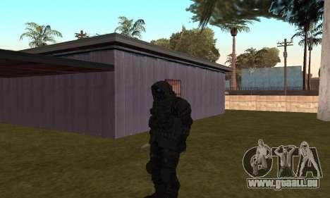Vector REORC pour GTA San Andreas