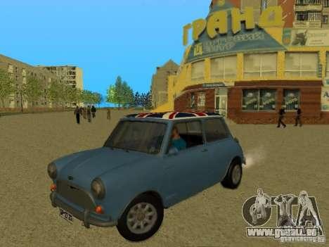 Mini Cooper 1965 für GTA San Andreas