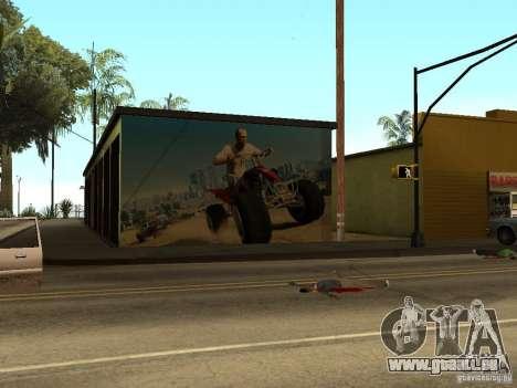 Poster von GTA 5 für GTA San Andreas dritten Screenshot