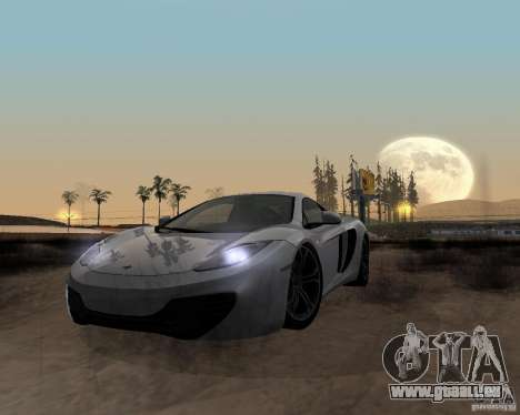 Star ENBSeries by Nikoo Bel für GTA San Andreas achten Screenshot
