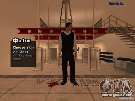 Employés de la Mairie de Skin Pack pour GTA San Andreas quatrième écran