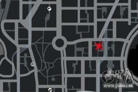 Neue graffiti für GTA 4 fünften Screenshot