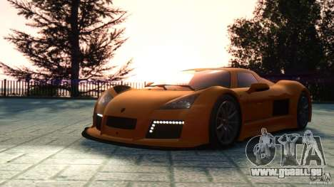 Gumpert Apollo Sport 2011 v2.0 pour GTA 4