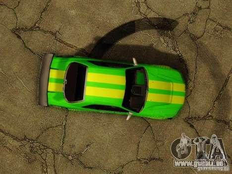 Nissan Skyline GT-R R34 für GTA San Andreas Seitenansicht
