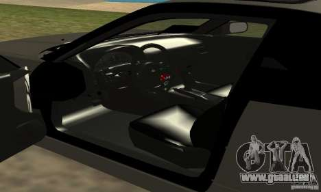 Nissan SIL80 für GTA San Andreas Rückansicht