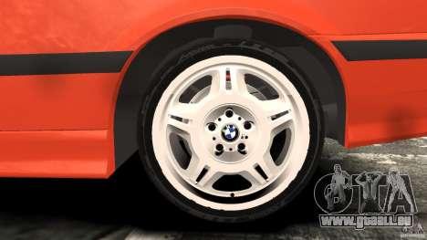 BMW M3 E36 für GTA 4 Innen